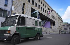 В Берлин арестуваха британец по подозрение, че е шпионирал за Русия