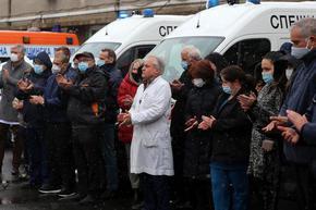 Мутафчийски: През войните загиналите медици са 142-ма. За една година - над 120