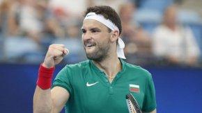 Григор Димитров: Тенисът е избор, а не саможертва