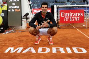 Мастърсът в Мадрид ще се провежда в две седмици от 2021