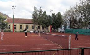 """Приключиха ремонтите на тенис базата на ул. """"Преслав"""", кортовете отвориха за посетители"""