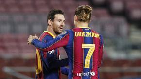 """Меси: Писна ми да съм проблемът за всичко в """"Барселона"""""""