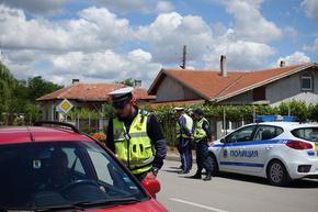 При спецоперация в Каолиновско полицаи установиха редица нарушения