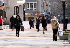Шумен намаля с над 2 000 за година, но все още е десетият град на България