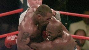 Мач за 200 милиона връща Тайсън и Холифийлд на ринга