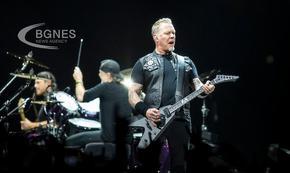 Metallica е най-богатата метъл група в историята на рока