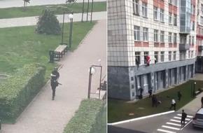 Въоръжен откри стрелба в руски университет, има загинали и ранени