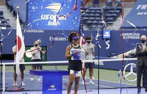 Наоми Осака спечели трофея в САЩ