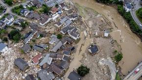 Бедствието от наводненията в Германия продължава - 133 са вече жертвите