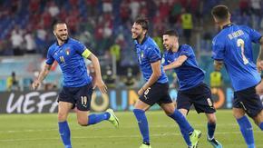 Отборът на Италия пръв преодоля групите на Евро 2020