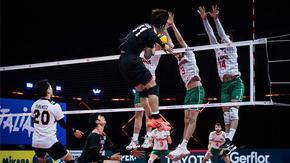 Волейболистите загубиха в три гейма и от Япония