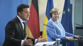 "Меркел обяви руския газ за ненужен след 2045 г. и допусна нови санкции заради ""Северен поток 2"""