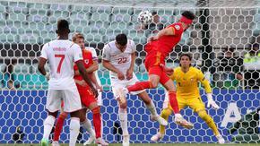 Уелс измъкна точка срещу Швейцария в група А на европейското