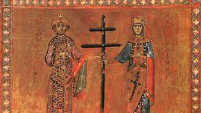 Църквата почита днес Св. св. Константин и Елена
