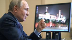 Защитата на Путин от COVID-19 струва на Кремъл $84 млн.