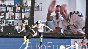 Висшата лига обмисля радостта на феновете след гол да се показва на големи екрани