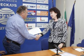 Ще бъдат създадени синдикални структури във всички общински предприятия в Община Шумен