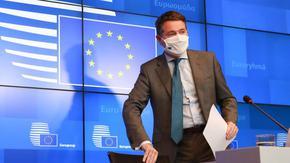 Еврогрупата очаква инфлацията да спадне след Нова година
