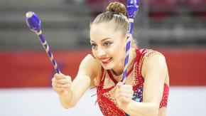 Боряна Калейн спечели сребро на европейското първенство по гимнастика