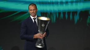 УЕФА е против ФИФА за световно през две години
