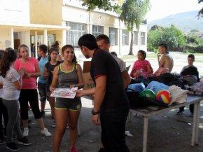 Организираха спортна надпревара за Европейската седмица на мобилността в Каспичан