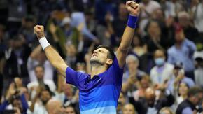 Джокович е на финал на US Open след победа в пет сета срещу Зверев