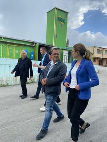 Бизнесът вече диша по-свободно. Евродепутатът Цветелина Пенкова и Иван Иванов се срещнаха с производители и предприемачи в Шуменско