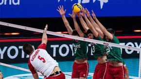 Волейболистите загубиха тежко от Полша