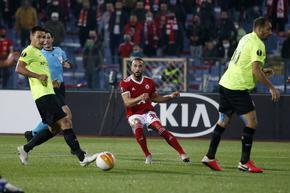 ЦСКА пропусна шансовете си и започна със загуба в Лига Европа