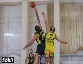 """Втора победа за дубъла на """"Шумен"""" в А баскетболната група"""