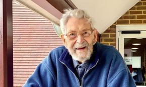На 112 години почина най-възрастният мъж на Земята