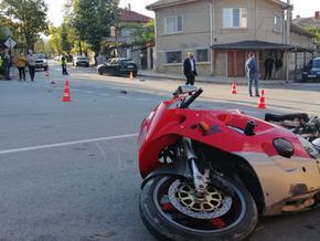 27-годишен моторист от Велики Преслав загина при катастрофа