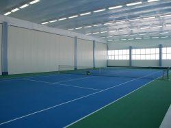 Закрит тенис корт отвори врати във Велики Преслав