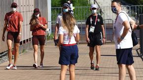 Двама спортисти в олимпийското село са заразени с коронавирус