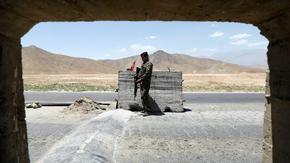 Афганистан получи от САЩ базата в Баграм, но трябва да я пази от талибаните