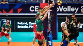 Волейболистите стартираха с чиста победа на европейското