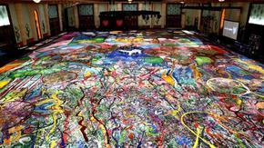 Най-голямото художествено платно в света беше продадено за 62 милиона долара