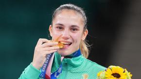 Олимпийската шампионка Ивет Горанова ще бъде назначена на щат в МВР