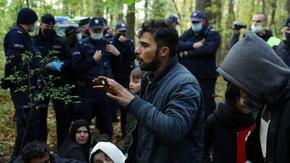 Хиляди протестираха в Полша срещу изтласкването на мигранти обратно в Беларус