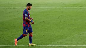"""Суарес изненадващо се насочва към """"Атлетико"""" (Мадрид)"""