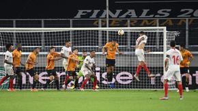"""""""Севиля"""" отново е на полуфинал в Лига Европа, Мораеш вдъхнови """"Шахтьор"""""""