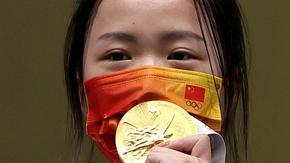 Доминация на Китай беляза първия ден от Токио 2020