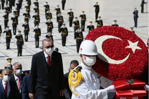 Ердоган се закани на Гърция: Ние ще защитим правата и интересите на страната си