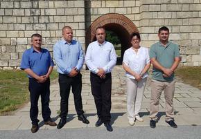 Републиканци за България – Шумен закриха кампанията си в старопрестолна Плиска