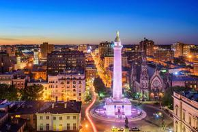 Балтимор премахна паметник на търговец, притежавал роби