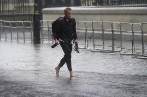 Лондон е под вода