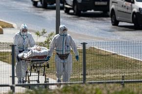 Русия - пети пореден ден рекорден брой починали от COVID-19