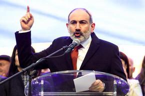 Никол Пашинян е новият премиер на Армения
