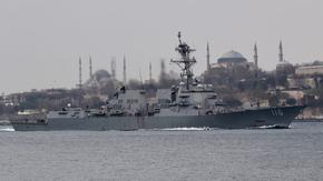 САЩ вкарват бойни кораби в Черно море