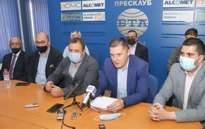 """""""БСП за България"""" представи листата си в Шумен"""